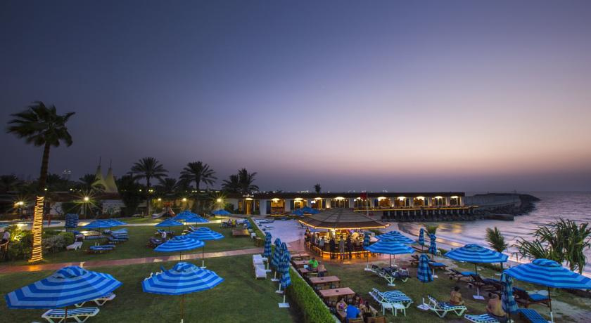Dubai Marine Beach Resort Spa Restaurants